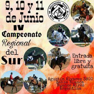 IV CAMPEONATO REGIONAL DEL SUR